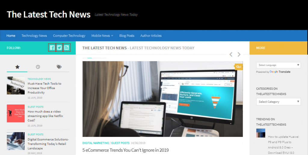 Best Tech Blogs to Follow in 2018 | Daily Cup of Tech